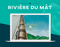 Website for Rivière du Mât (not selected)