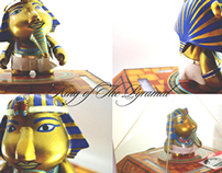 King of The Pyramid - Custom Munny
