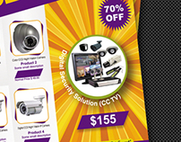 Electronic Bargain Deals Flyer