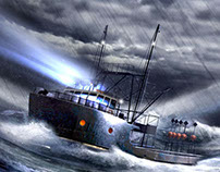 Deadliest Catch - Discovery Channel