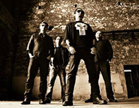 KnockOut Band Photo Shoot