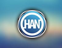 Han Otomotiv Logo Tasarımı