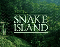 Snake Island 'X Marks the Spot' Advertising Campaign
