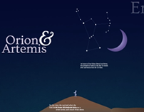 Artemis & Orion