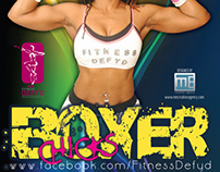 """Boxer Chicks """"Fight Like a Girl"""""""