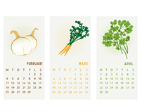 Calendar / 2012