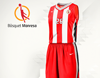 Rediseño Bàsquet Manresa - Rebrand -