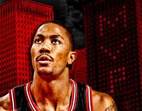 Derrick Rose 2011 NBA MVP