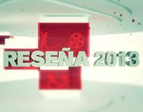Anuario 2013 (RESEÑAS 2013)