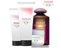 Sasaz Naturals Body and Skincare Branding