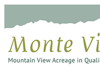 Logo Design for Monte Vista Properties