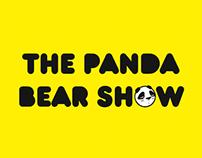 The Panda Bear Show Branding