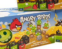 Angry Birds Packaging