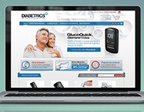 Diabetrics - Procaps E-commerce