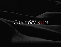 Craft & Vision - E-commerce Website