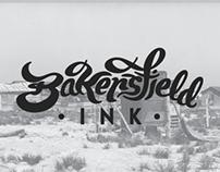 Bakersfield Ink Logo