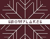 Icon Design : Snowflakes