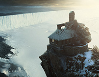 Game Of Thrones: Matte Painting