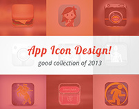 App Icon Design collections of 2013!