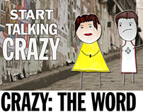 Talking Crazy (Adams Place)