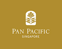 Pan Pacific Festive Collateral