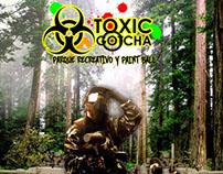 TOXIC GOTCHA / DISEÑO DE FLYERS