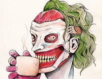 The Joker - Coffee Time