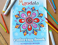 Mandala Coloring Pages by Thaneeya McArdle