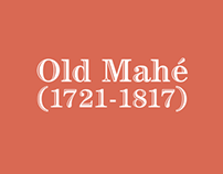 Old Mahé Exhibition