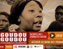 Goudou-Goudou, les voix ignorées de la reconstruction