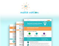 Metta Nation Webdesign