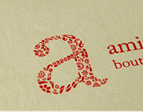 Amita Damani Design: Re-Branding