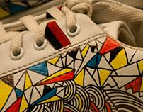 cubism-sneaker design