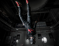 Skydive Arena Promo Photography | 2013