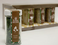 Eden Organic Packaging Project