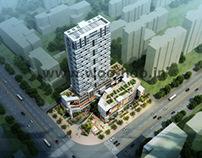 3D Architectural Exterior Views