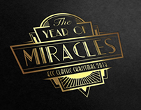 The Year Of Miracles Branding
