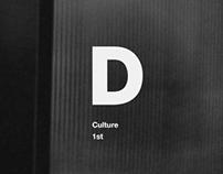 D  Culture 1st