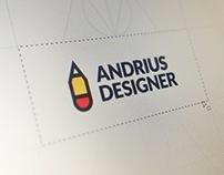 """Brand """"AndriusDesigner.com"""""""