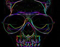 Gradient_Skull