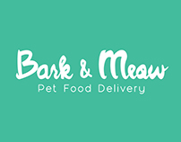 Bark & Meow Branding