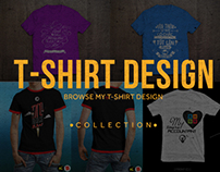 T-shirt Design collection