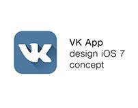 VK App concept