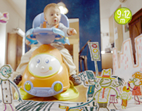 "Chicco ""Toys 2013 ads"""