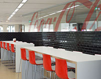 Coca-Cola office redesign