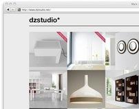 New DZstudio Website