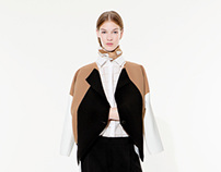10 Crosby by Derek Lam Resort 2014 Look Book