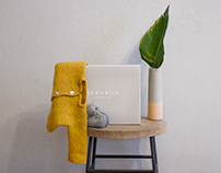 Babybox by Winzig&Klein: Creative Direction / Branding