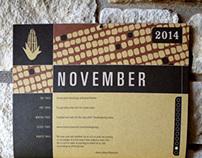 Legacy Bank Calendar 2014