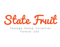 Fruit Postage Stamp Collection